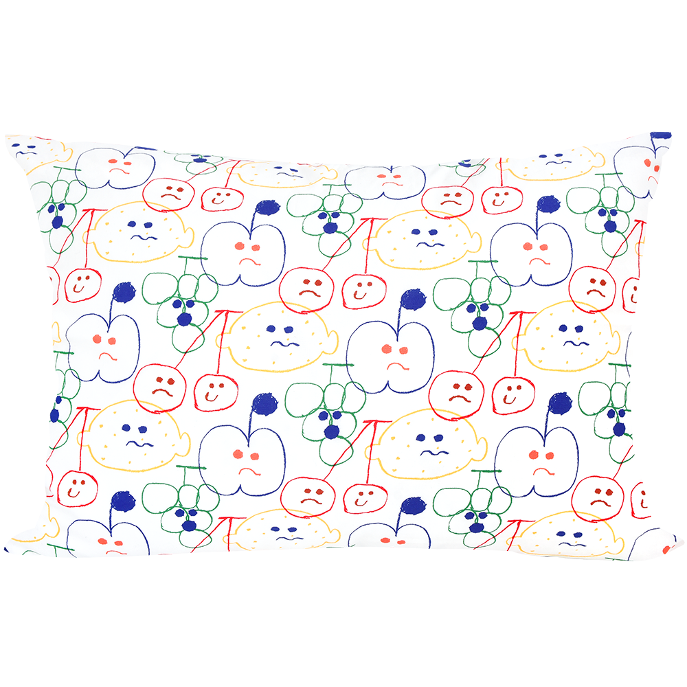 Pillowcase Juicy Club by Misaki Kawai